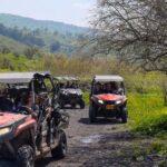 רפטינג נהר הירדן – ג'יפים וטרקטרונים